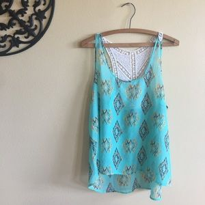 Annabelle Mint Camisole